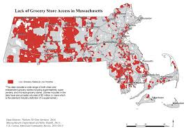 Springfield Massachusetts Map by Massachusetts Food Trust Program Massachusetts Public Health