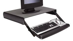 White Desk With Keyboard Tray by Keyboard Tray Roundup Comfort And Speed At Affordable Prices