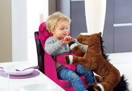 rialzi sedie per bambini rialzo sedia per bambini in neoprene linea on the go