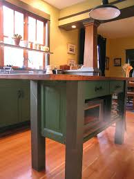 Kitchen Remodel With Island by Remodeling Your Kitchen With Salvaged Items Diy