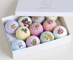 free shipping of 11 natural luxury bath bombs bath bombs gift set