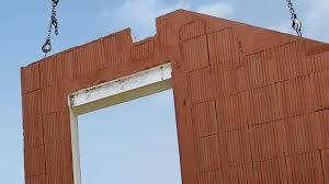 Unbehandelte Ziegelwand Fertighaus Bauen Häuser Anbieter Preise U0026 Tipps