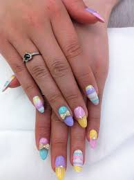 Easter Nail Decorations top 14 easter pattern nail designs u2013 new u0026 famous fashion manicure