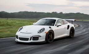 porsche 911 supercar porsche 911 gt3 rs at lightning lap 2016 u2013 feature u2013 car and driver