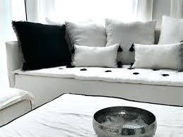 gros coussin canapé canape avec gros coussins canape avec coussin canapac sur mesure