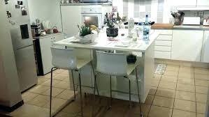 hauteur ilot cuisine ilot table cuisine table bar cuisine ikea table bar cuisine ikea