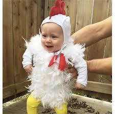 Toddler Chicken Halloween Costume Easy Sew Diy Kids U0026 Baby Costumes Primary