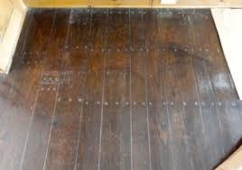 Hardwood Floor Nails Refinish Nailed Wood Floors Using Passive Refinishing
