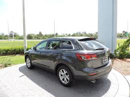 2014 used mazda cx 9 fwd 4dr touring at royal palm toyota serving