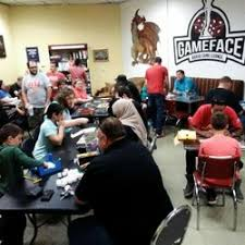 jobs in yukon ok gameface board game lounge tabletop games 10 w main yukon ok