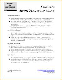 administrative sample resume resume for objective resume for your job application objective example resume sop proposal