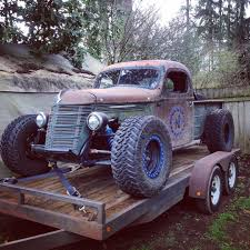 rally truck suspension 1937 international truck with a ls6 u2013 engine swap depot