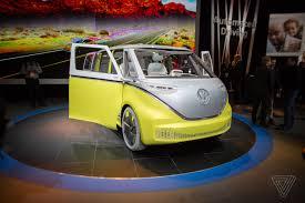 future volkswagen van volkswagen the verge
