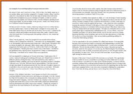 sample autobiography essays 11 sample of an autobiography parts of resume sample of an autobiography sample of an autobiography