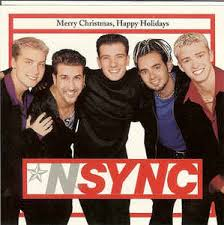 nsync merry happy holidays at discogs