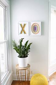 Home Decoration Accessories Wall Art 11 Home Decor Accessories You Can Diy To Brighten Your Living Room