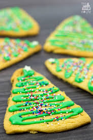 gingerbread christmas tree cookies a simple recipe perfect for