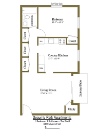 Security Floor Plan Security Park Apartments Baltimore Md Apartment Finder
