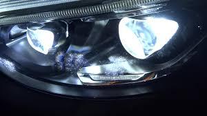 mercedes led headlights 2016 mercedes benz glc ils led lights leds detailed presentation