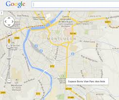 g00gle map maps url