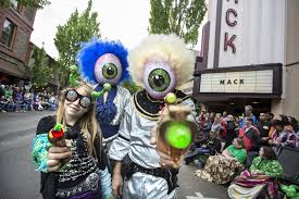 halloween city mcminnville or portland with kids travel portland