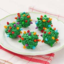 Christmas Treats Cute Holiday Treats