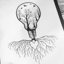 the 25 best light bulb drawing ideas on bujo doodles