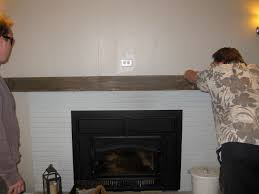 easy diy fireplace mantel shelf all home decorations