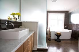 glass vessel sinks for adding bathroom u0027s beauty modern glass
