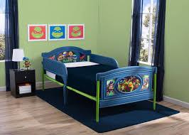 Twin Bed Teenage Mutant Ninja Turtles Deluxe Plastic Twin Bed Delta
