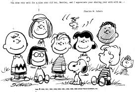 peanuts archives