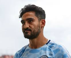 gundogan hair ilkay gundogan man city midfielder makes injury return against