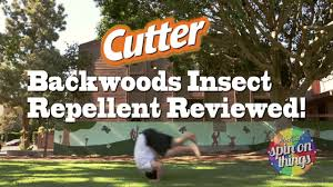 Cutter Backyard Bug Control Reviews by Cutter Bug Spray Review Ep 29 Youtube