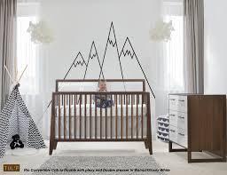 Bedford Baby Crib by Rio Convertible Crib By Tulip Cribs Furniture Nursery