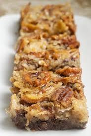 german chocolate pecan pie bars bake or break