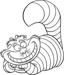 alice wonderland characters coloring pages alice wonderland