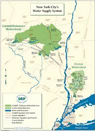 New York City Map Pdf Watershed Protection For A World City The Case Of New York Pdf