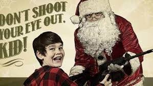 national firearms association criticized for showing santa with ar