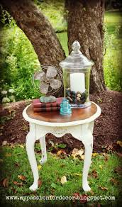 Refurbished End Tables by Best 25 Cherry End Tables Ideas On Pinterest Painting End