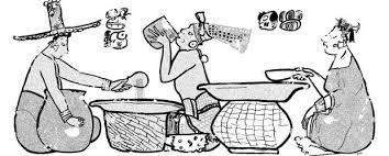 imagenes mayas para imprimir paseando por la historia la alimentación de los mayas