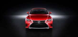 lexus rc colors lexus rc coupe getting new red paint color autoevolution