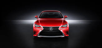 lexus rc coupe getting new red paint color autoevolution