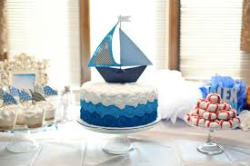 nautical baby shower cakes nautical baby shower time for the holidays