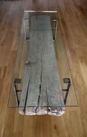 Wooden Center Table Glass Top Best 25 Glass Table Top Ideas Only On Pinterest Cable Spool