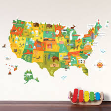 Canvas Map Of The World by Map Buymodernbaby Com