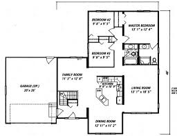 carleton i ca483 1 509 sq ft bungalow custom built modular home