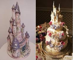 wedding cake castle princess castle cakes cake magazine