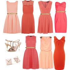 coral bridesmaid dresses 100 43 best orange bridesmaid dresses images on