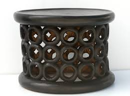 african home decor bamileke stools phases africa african