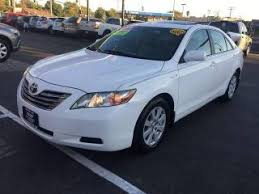 toyota camry hybrid 2008 used 2008 toyota camry hybrid for sale pricing features edmunds
